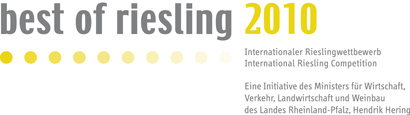 logo von best of Riesling 2010